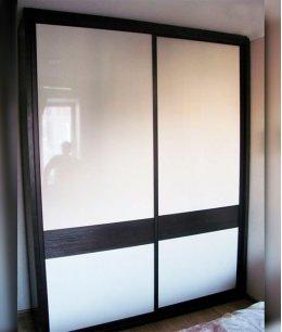 Глянцевые двери мдф в шкаф купе