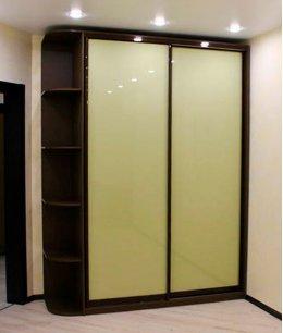 Двери для шкафа-купе 55 см (550 мм)