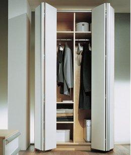 Дверь гармошку в шкаф купе