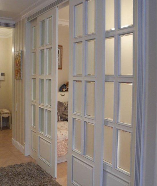 Раздвижные двери прованс
