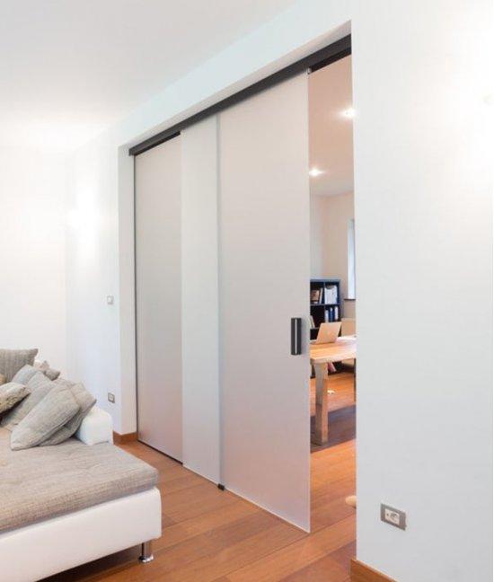 Современные раздвижные двери межкомнатные