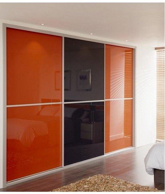 Сдвижные двери для гардеробной
