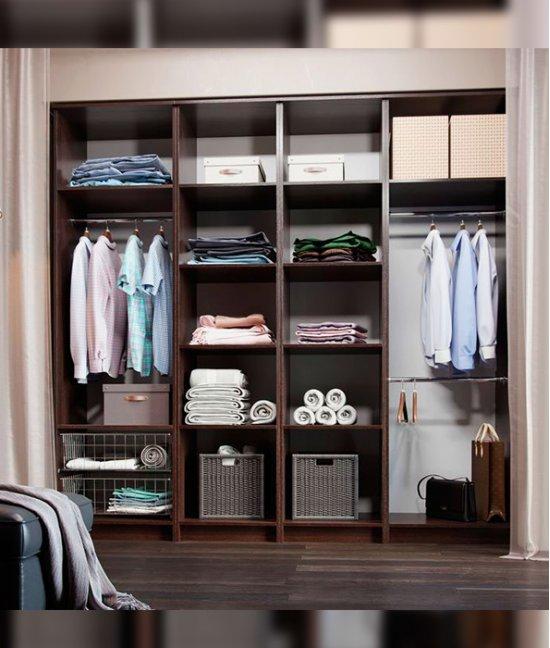 Шкаф гардеробная в спальню купить